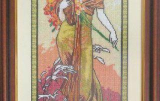 Alfons Mucha - Tavasz/Alfons Mucha - Spring