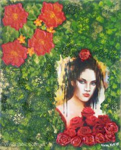 Vörös rózsák/Red roses