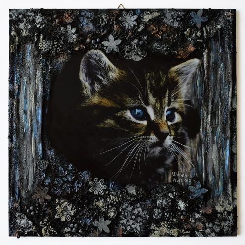 Cicás sorozat – Kukucs/Cat series – Peekaboo