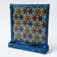 Kék mozaik/Blue mosaic