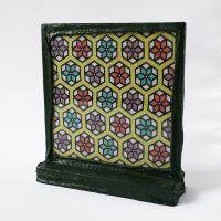 Zöld mozaik/Green mosaic