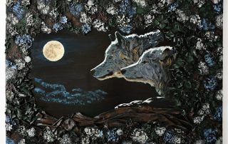 Telihold/Full moon