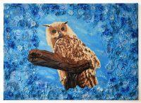 Uhu/Eagle owl