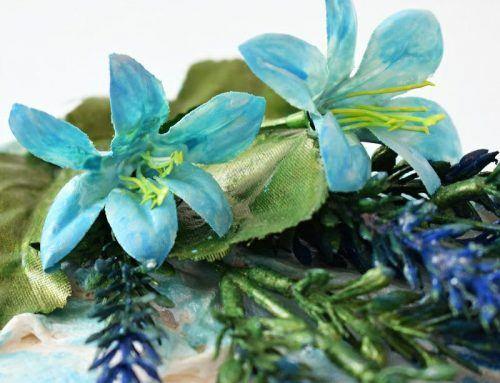 Kék virág – kék világ